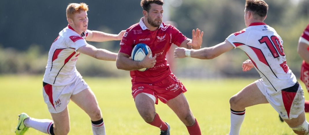 Scarlets A 32 Ulster A 35